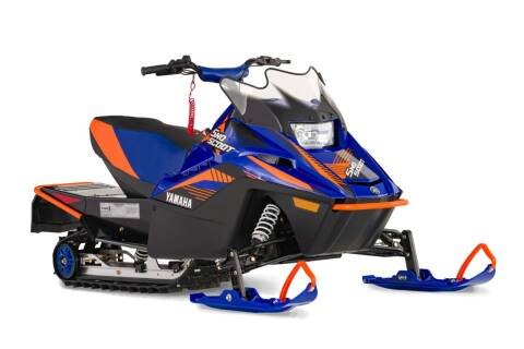 2021 Yamaha SnoScoot for sale at GT Toyz Motorsports & Marine in Halfmoon NY