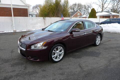 2014 Nissan Maxima for sale at FBN Auto Sales & Service in Highland Park NJ