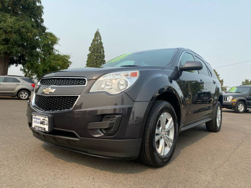 2015 Chevrolet Equinox for sale at Pacific Auto LLC in Woodburn OR