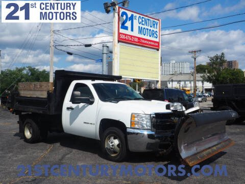 2008 Chevrolet Silverado 3500HD for sale at 21st Century Motors in Fall River MA
