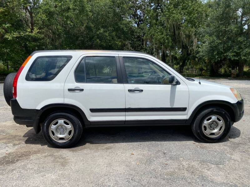 2002 Honda CR-V for sale at Faith Auto Sales in Jacksonville FL