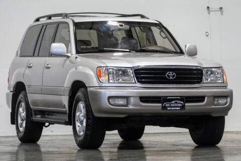 1999 Toyota Land Cruiser for sale at MS Motors in Portland OR