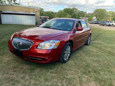 2011 Buick Lucerne for sale at Triangle Auto Sales in Elgin IL