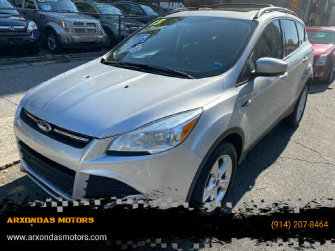 2013 Ford Escape for sale at ARXONDAS MOTORS in Yonkers NY