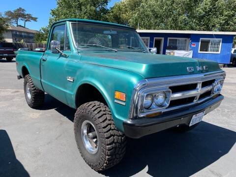 1970 GMC C/K 1500 Series for sale at Dodi Auto Sales in Monterey CA
