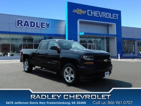 2019 Chevrolet Silverado 1500 LD for sale at Radley Cadillac in Fredericksburg VA