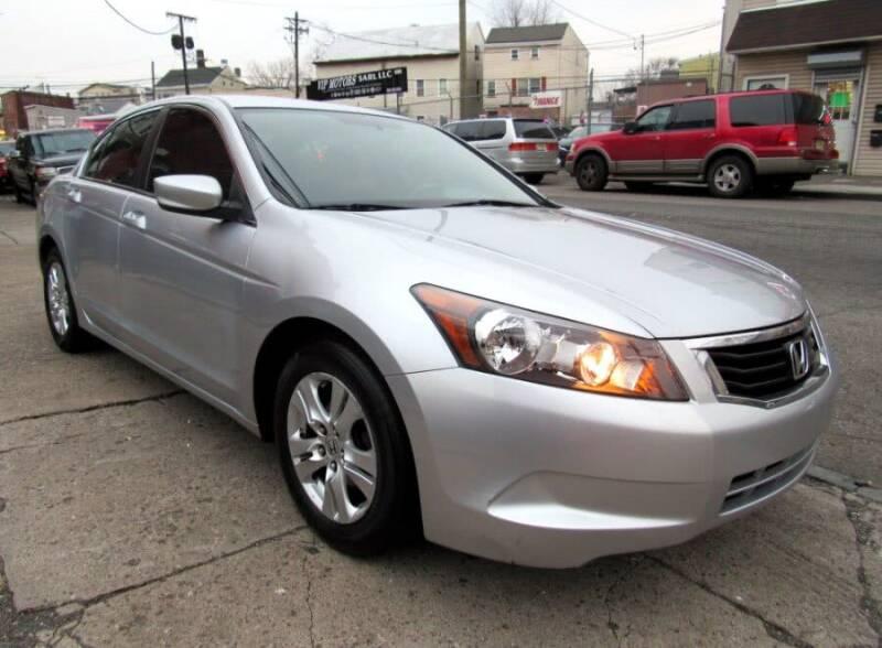 2008 Honda Accord for sale at MFG Prestige Auto Group in Paterson NJ