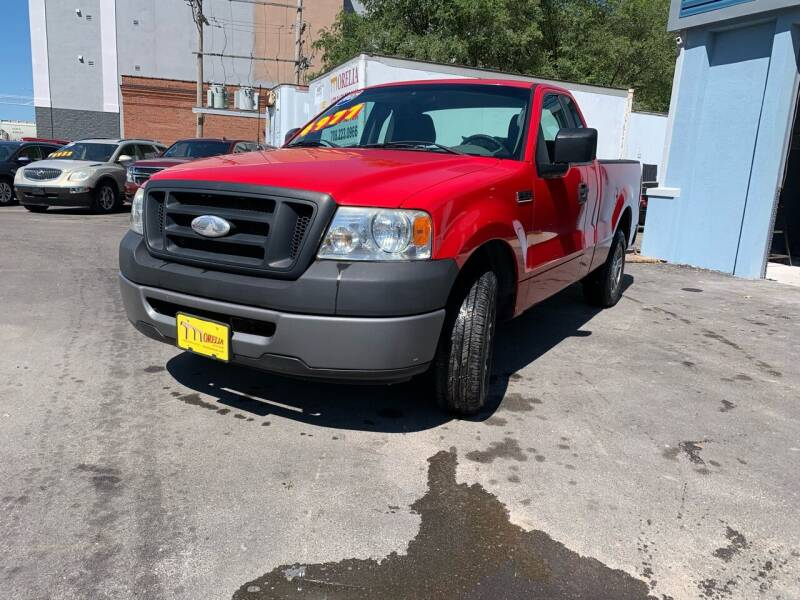 2007 Ford F-150 for sale at Morelia Auto Sales & Service in Maywood IL