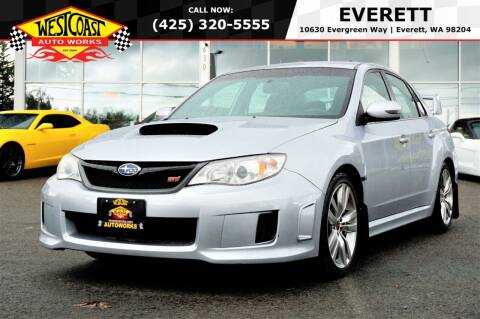 2013 Subaru Impreza for sale at West Coast Auto Works in Edmonds WA
