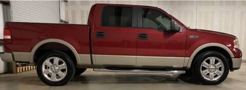 2007 Ford F-150 for sale at eAuto USA in New Braunfels TX