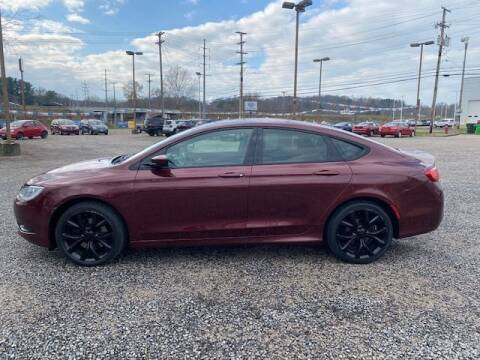 2015 Chrysler 200 for sale at Wallers Auto Sales LLC in Dover OH