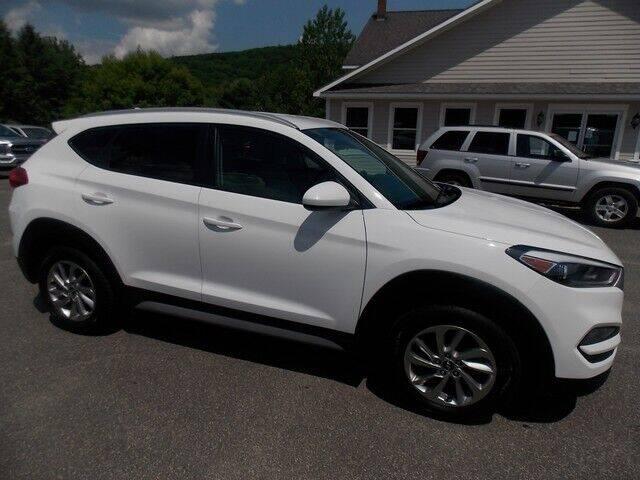 2018 Hyundai Tucson for sale at Bachettis Auto Sales in Sheffield MA