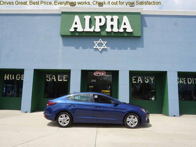 2020 Hyundai Elantra for sale at ALPHA AUTOMOBILE SALES, LLC in Lafayette LA