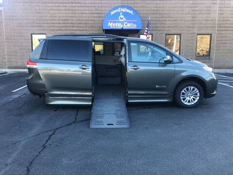 2011 Toyota Sienna for sale at CJ Clark's New England Motor Car Company in Hudson NH