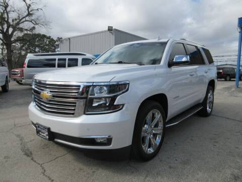 2016 Chevrolet Tahoe for sale at Quality Investments in Tyler TX