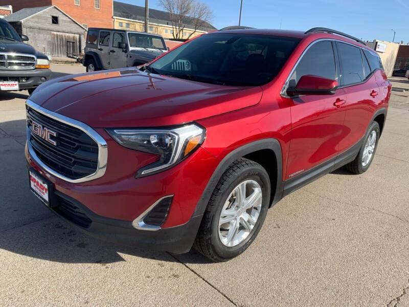 2018 GMC Terrain for sale at Spady Used Cars in Holdrege NE