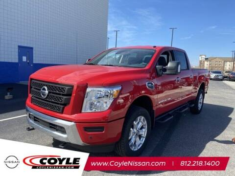 2021 Nissan Titan XD for sale at COYLE GM - COYLE NISSAN - New Inventory in Clarksville IN