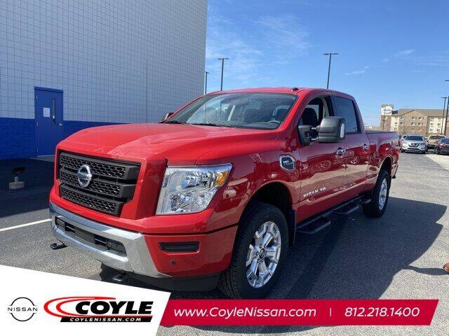 2021 Nissan Titan XD for sale in Clarksville, IN
