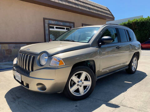 2007 Jeep Compass for sale at Auto Hub, Inc. in Anaheim CA