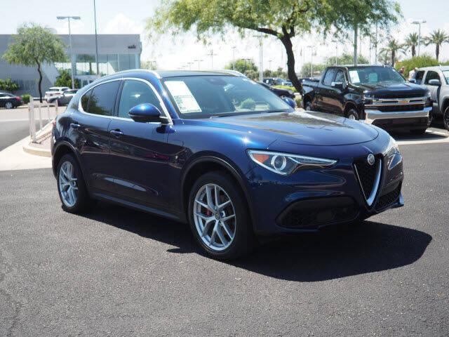 2018 Alfa Romeo Stelvio for sale at CarFinancer.com in Peoria AZ