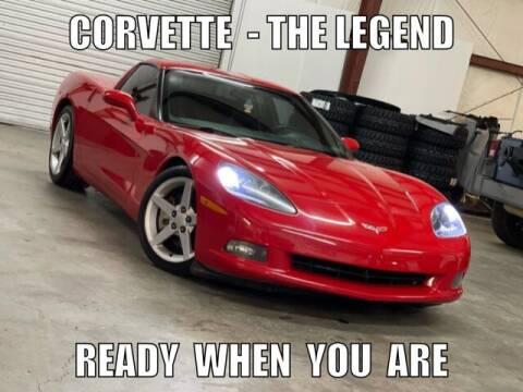 2007 Chevrolet Corvette for sale at Primary Auto Group in Dawsonville GA