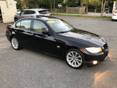2011 BMW 3 Series for sale at HZ Motors LLC in Saugus MA