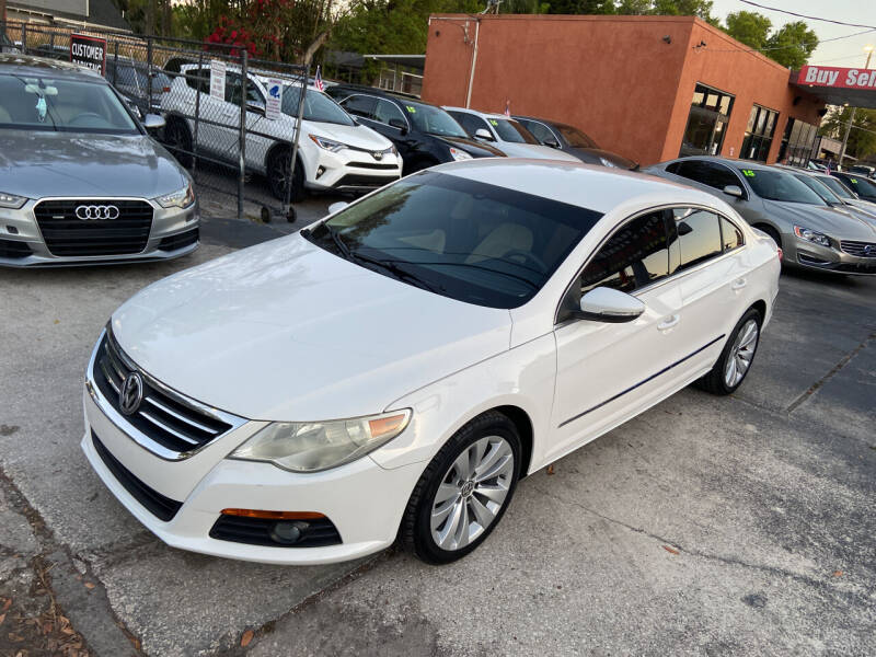 2010 Volkswagen CC for sale at Kings Auto Group in Tampa FL