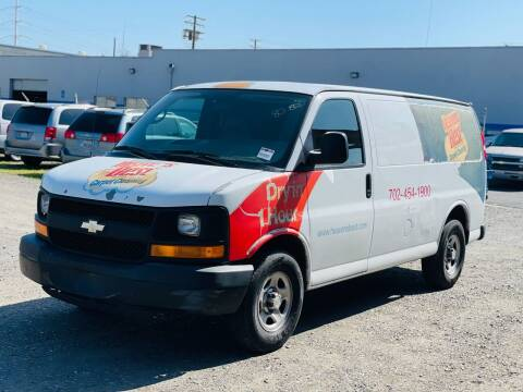 2007 Chevrolet Express Cargo for sale at United Star Motors in Sacramento CA