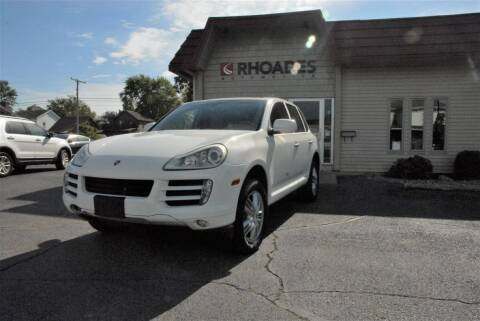 2009 Porsche Cayenne for sale at Rhoades Automotive Inc. in Columbia City IN