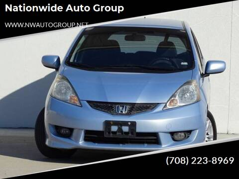 2010 Honda Fit for sale at Nationwide Auto Group in Melrose Park IL