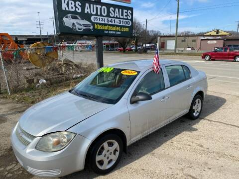 2007 Chevrolet Cobalt for sale at KBS Auto Sales in Cincinnati OH