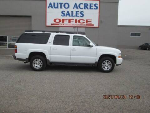 2005 Chevrolet Suburban for sale at Auto Acres in Billings MT