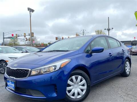 2018 Kia Forte for sale at Kargar Motors of Manassas in Manassas VA
