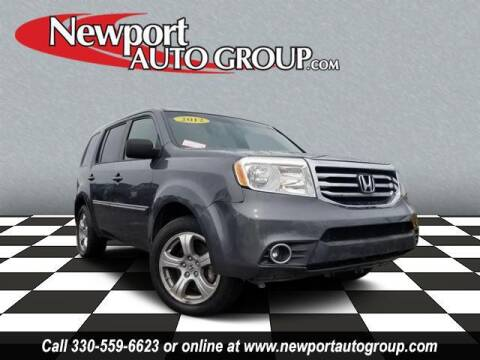 2012 Honda Pilot for sale at Newport Auto Group in Austintown OH