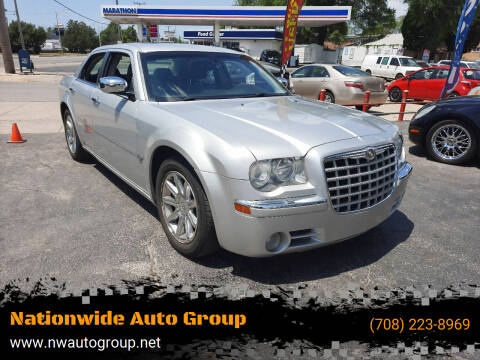 2005 Chrysler 300 for sale at Nationwide Auto Group in Melrose Park IL