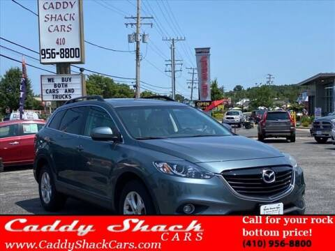 2013 Mazda CX-9 for sale at CADDY SHACK CARS in Edgewater MD