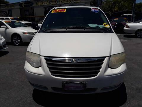 2006 Chrysler Town and Country for sale at AUTO IMAGE PLUS in Tampa FL
