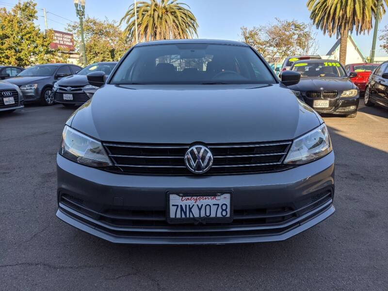 2016 Volkswagen Jetta 1.4T S 4dr Sedan 6A - National City CA