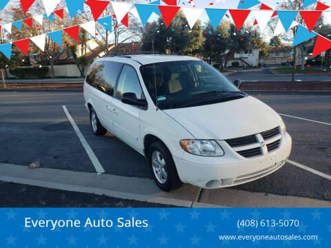 2007 Dodge Grand Caravan for sale at Everyone Auto Sales in Santa Clara CA
