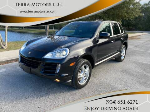 2010 Porsche Cayenne for sale at Terra Motors LLC in Jacksonville FL