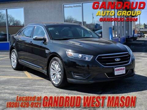 2015 Ford Taurus for sale at GANDRUD CHEVROLET in Green Bay WI