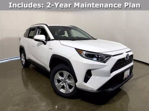 2020 Toyota RAV4 Hybrid for sale at Smart Motors in Madison WI