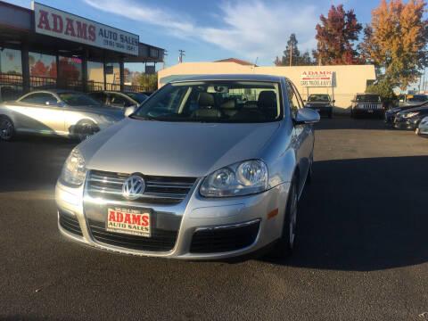2010 Volkswagen Jetta for sale at Adams Auto Sales in Sacramento CA