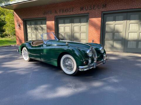 1957 Jaguar XK for sale at Jack Frost Auto Museum in Washington MI