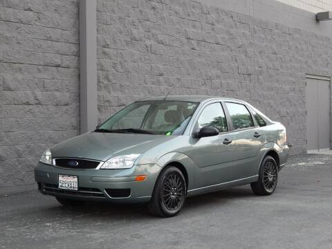2005 Ford Focus for sale at Gilroy Motorsports in Gilroy CA
