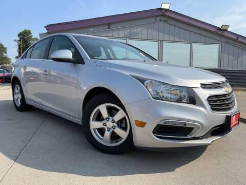 2015 Chevrolet Cruze for sale at Colorado Motorcars in Denver CO