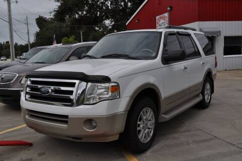 2010 Ford Expedition for sale at STEPANEK'S AUTO SALES & SERVICE INC. in Vero Beach FL