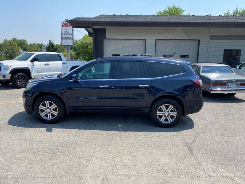 2015 Chevrolet Traverse for sale at Auto Outlet in Billings MT
