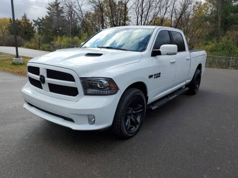 2018 RAM Ram Pickup 1500 for sale at Ace Auto in Jordan MN