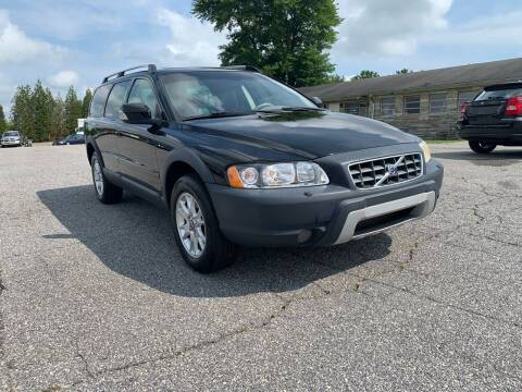 2007 Volvo XC70 for sale at Hillside Motors Inc. in Hickory NC